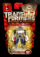 Transformers ROTF Movie OPTIMUS PRIME Legend Action Figure